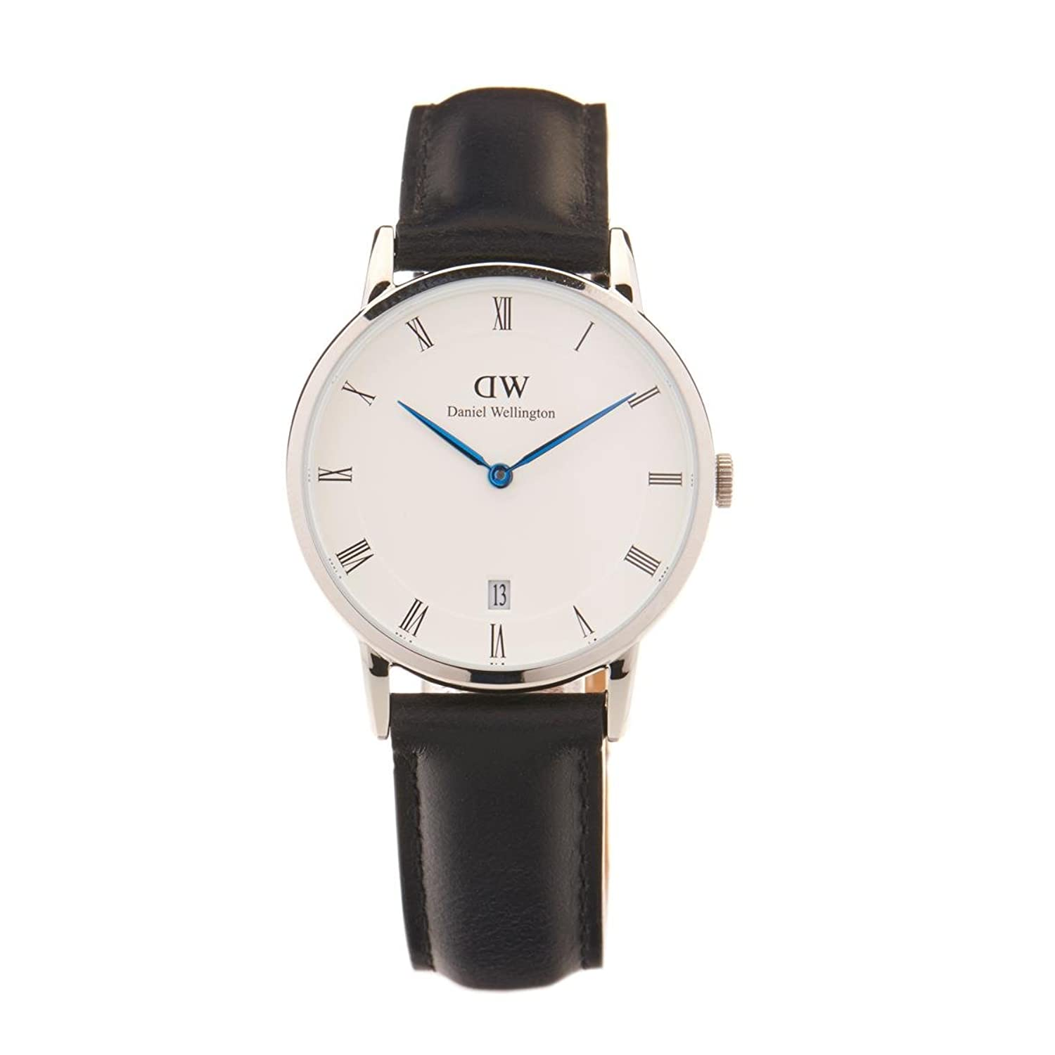 Daniel Wellington Dapper Damen-Armbanduhr Analog Quarz Leder - DW00100096