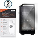 Pioneer XDP-100R Screen Protector, BoxWave [ClearTouch Anti-Glare (2-Pack)] Anti-Fingerprint Matte Film Skin for Pioneer XDP-100R