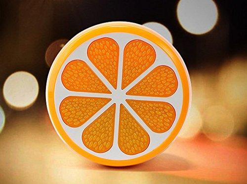 Fruit tipo conector elektrooptischen Impuestos Sensor LED de ahorro de energía Bombilla Baby de dormir de luz nocturna: Amazon.es: Iluminación