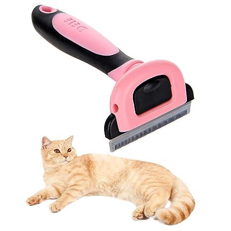 GODGETS Cepillo para Mascotas, Perros y Gatos Cepillo de Limpieza de Mascotas para Limpiar Mascotas Medianas y Grandes, Reduce Eficazmente Caida de Cabello ...