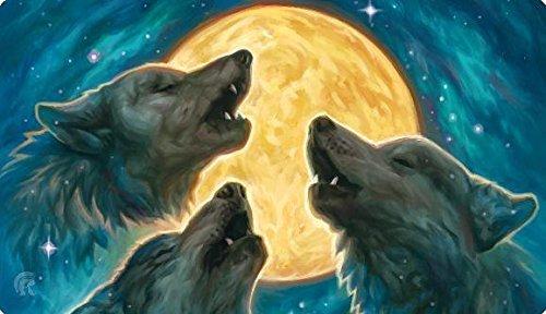 Play Mat: 3 Wolf Moon