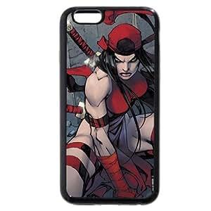 """UniqueBox Customized Marvel Series Case for iPhone 6+ Plus 5.5"""", Marvel Comic Hero Elektra iPhone 6 Plus 5.5"""