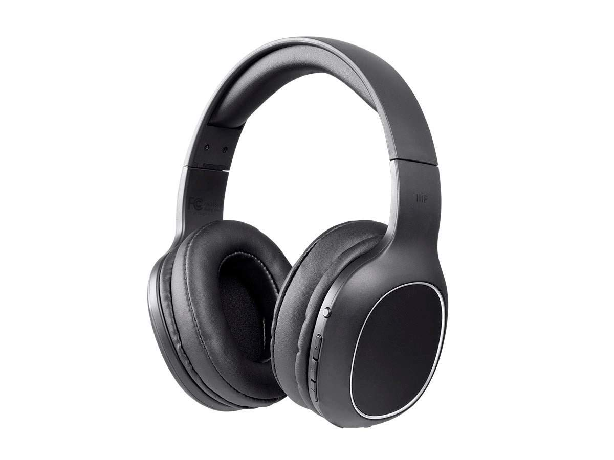 Auriculares Monoprice BT-200 Bluetooth Over-Ear - Negro L...