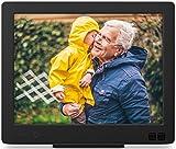 Nixplay Edge, 8 inch - WiFi Cloud Digital Photo Frame