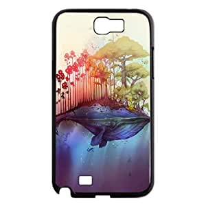 Samsung Galaxy Note 2 N7100 Oil painting Phone Back Case Art Print Design Hard Shell Protection DFG033533