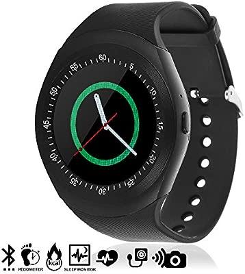 TEKKIWEAR. DMX064BLACK. Smartwatch Y1 Plus con Asistente De ...