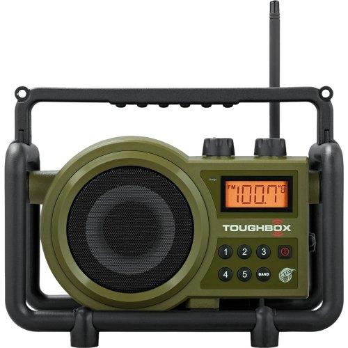 Sangean America, Inc - Sangean Toughbox (Tb-100) - 5 X Am, 5 X Fm Presets ''Product Category: Radios/Audio Transmitters/Receivers''