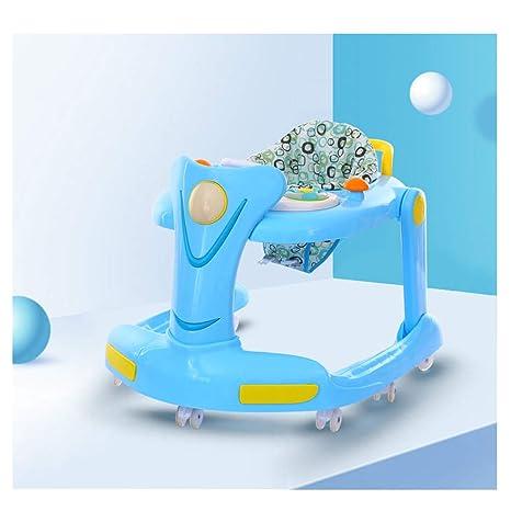 WMYJXD Andador para Bebés, Andador Plegable, Andador ...