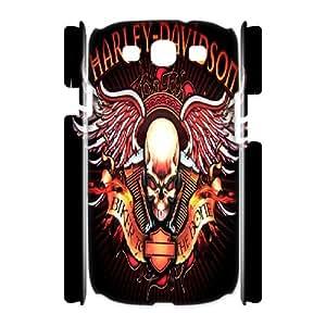 DIY Printed Phone case harley davidson For Samsung Galaxy Note 2 N7100 NC1Q02490