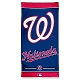 Wincraft R1130BEFR13 30 x 60 - Washington Nationals, Beach Towel