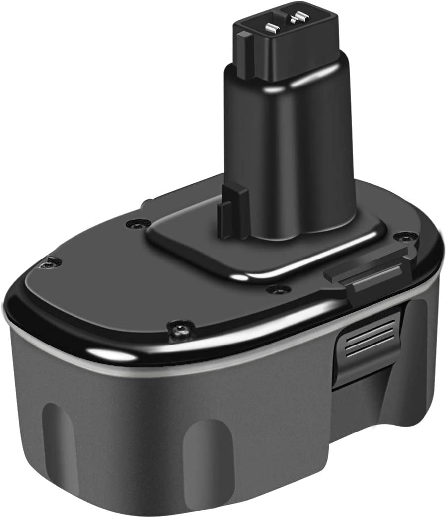 Powtree 3500mAh Ni-Mh DC9091 Replacement Battery for Dewalt 14.4V DW9094 DC9094 DC9144 DE9091 DE9092 DE9038 DE9094 DE9502 DW935 Cordless Power Tool