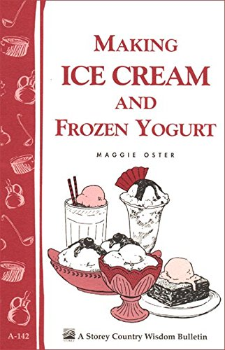 Making Ice Cream and Frozen Yogurt (Easy Reader Frozen)