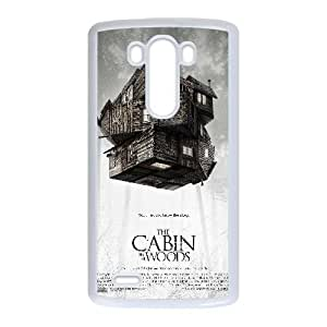 The Cabin In The Woods Movie LG G3 Cell Phone Case White gife pp001_9271003