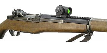 UltiMAK M12 Picatinny Forward Low Optic Mount for M1 Garand