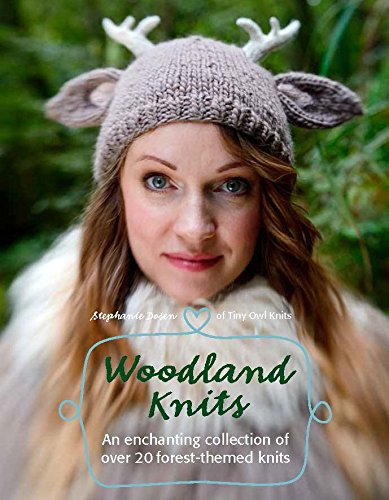 Tiny Vine (Woodland Knits: over 20 enchanting patterns (Tiny Owl Knits))