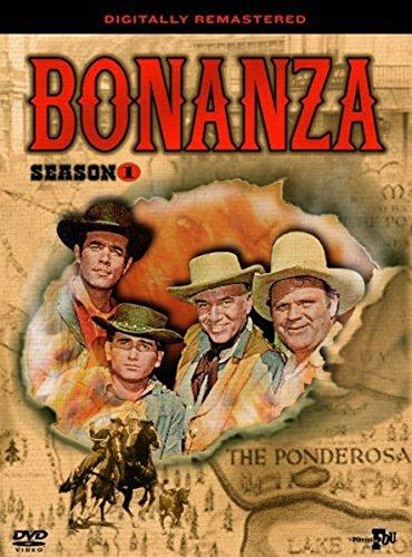Price comparison product image Bonanza - Staffel / Season 1 (8-DVD)(2)