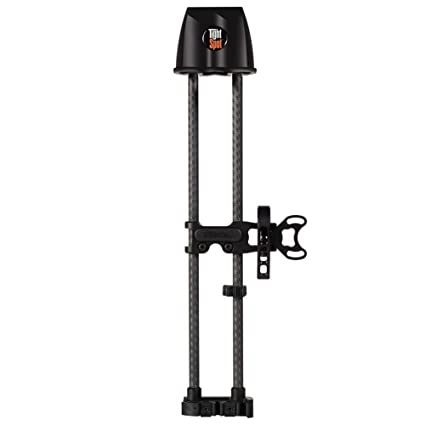 Tightspot Quivers Right Hand Black Tree Stand 3 Arrow Quiver