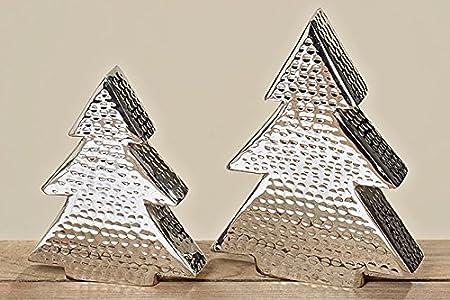 Decorative Objects Stand Tree Zino Nickel Plated Aluminium