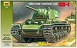 1 35 kv1 - KV-1 Soviet Heavy Tank 1-35 Zvezda
