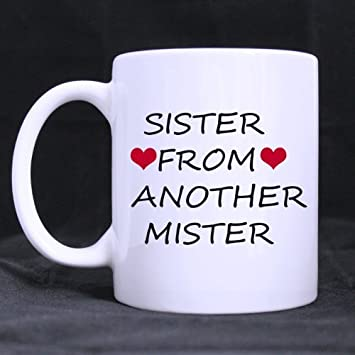 New Yearchristmas Sistersfriends Gifts Humorous Quotes Sister From