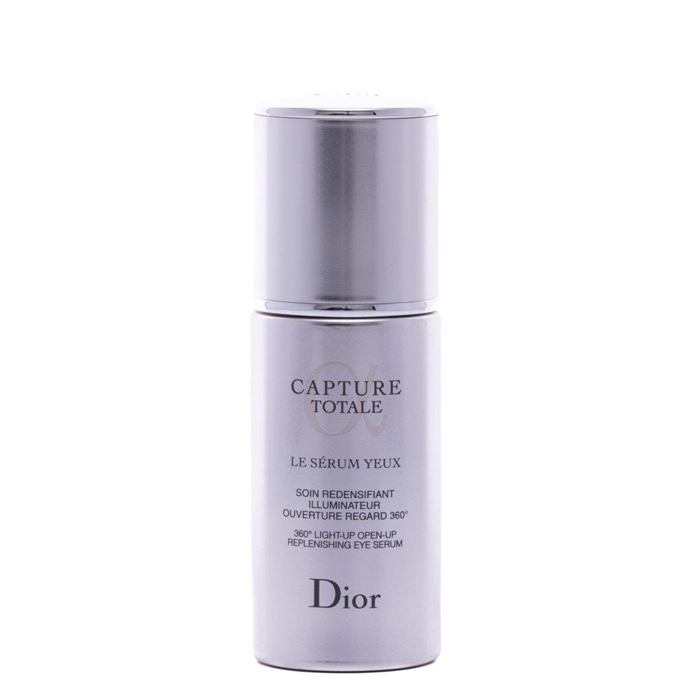 Christian Dior Capture Totale 360 Light-up Open-up Replenishing Eye Serum 0.5 Ounces 227334