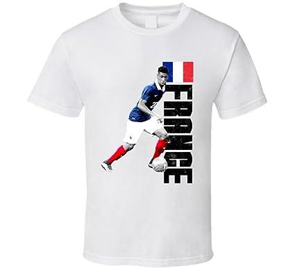 brand new a793b d0a1f Kingsley Coman Team France Support Patriotic Euro European ...
