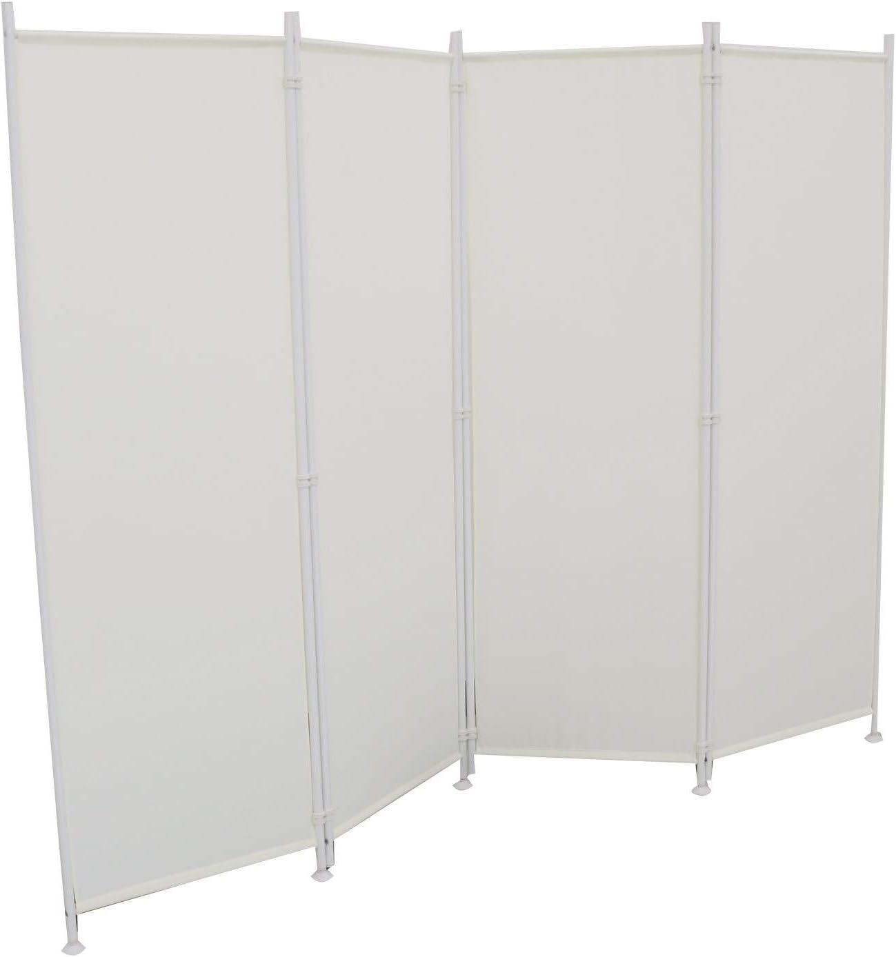Paravientos, pantalla de privacidad de pared divisoria ajustable ...