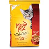Meow Mix Tender Centers Salmon & Turkey Flavors with Vitality Bursts, 3 lb (Pack of 6)