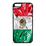 Mexico Weed Flag Hybrid Rubber Protectiv