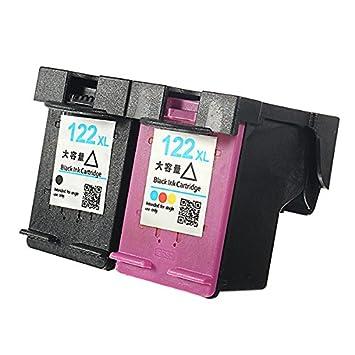 Global Brands Online Mengxiang 122XL - Cartucho de Tinta para ...