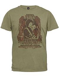 Jimi Hendrix - Collage Soft T-Shirt