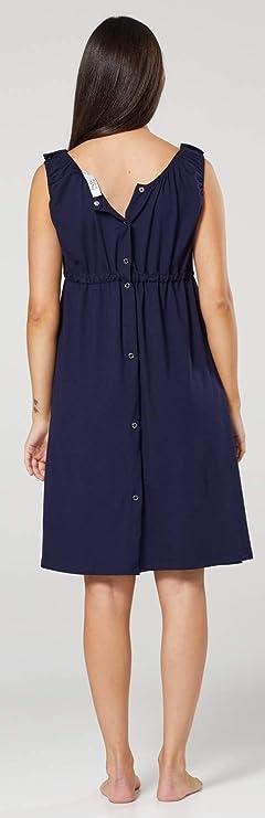 Para Mujer Camis/ón para el Parto Hospital Premam/á Lactancia.637p HAPPY MAMA