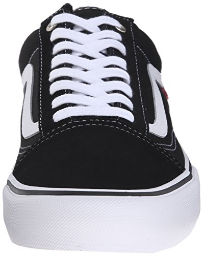 Skool U Unisex Vans Zapatillas negro Adulto Old blanco zRwOyp