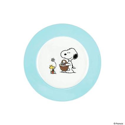 Butlers Peanuts Snoopy Piatto Pasqua Amazonit Casa E Cucina