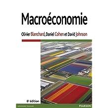 Macroéconomie              6/e (blanchard)