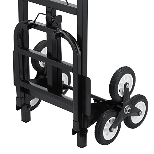 Happybuy Stair Climbing Cart 420 Lb Capacity All Terrain