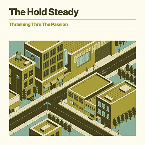 Album Art for Thrashing Thru The Passion by The Hold Steady