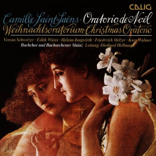 """Release """"Christmas Oratorio, op. 12"""" by Camille Saint‐Saëns ..."""