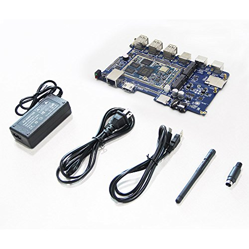CubieAIO A20 Board open source All In One Mini embedded computer Android  Linux UART x4 USB x6 Allwinner A20, ARM DEMO BOARD :: 유에스이샵