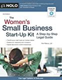 img - for The Women's Small Business Start-Up Kit: A Step-by-Step Legal Guide book / textbook / text book