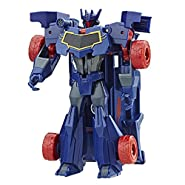 Transformers One Step Soundwave Action Figure