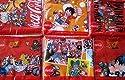 週刊少年ジャンプ コカ・コーラ 数量限定 創刊50周年記念 オリジナルデザイン ふんわりマフラータオル 全6種セットの商品画像