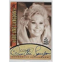 Sue Ane Langdon; Nina Gilbert (Trading Card) 2000 Rittenhouse The Wild Wild West Premier Edition - Autographs #A12