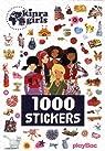 1000 stickers Kinra Girls par Cresci