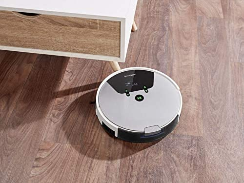 Silvercrest - Robot aspirador automático: Amazon.es: Hogar