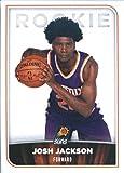 2017-18 Panini NBA Stickers #320 Josh Jackson