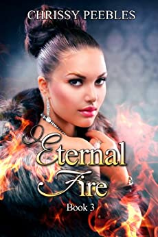 Eternal Fire Book Ruby Ring ebook product image