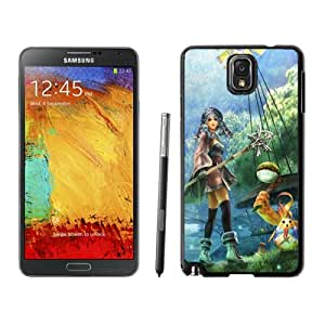 Beautiful Designed Case For Samsung Galaxy Note 3 N900A N900V N900P N900T Phone Case With Xenoblade Chronicles Phone Case Cover