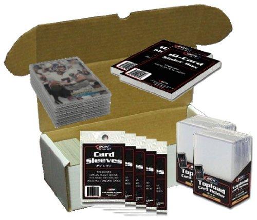 Hobbymaster Card Collector Essential Supplies Bundle