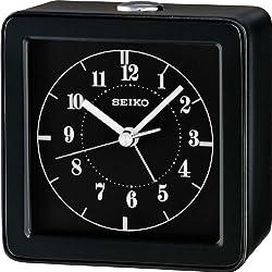 Unisex Plastic Accessories Seiko Clocks Despertador QHE082J